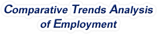 Idaho - Comparative Trends Analysis of Total Employment, 1969-2016