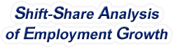 Shift-Share Analysis of Idaho Employment Growth and Shift Share Analysis Tools for Idaho